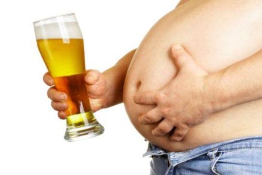 """C1 O Que Causa a """"Barriga de Cerveja"""""""