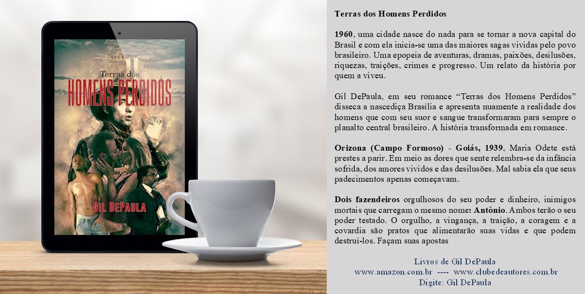 Livros-Gil-DePaula Alma Profana