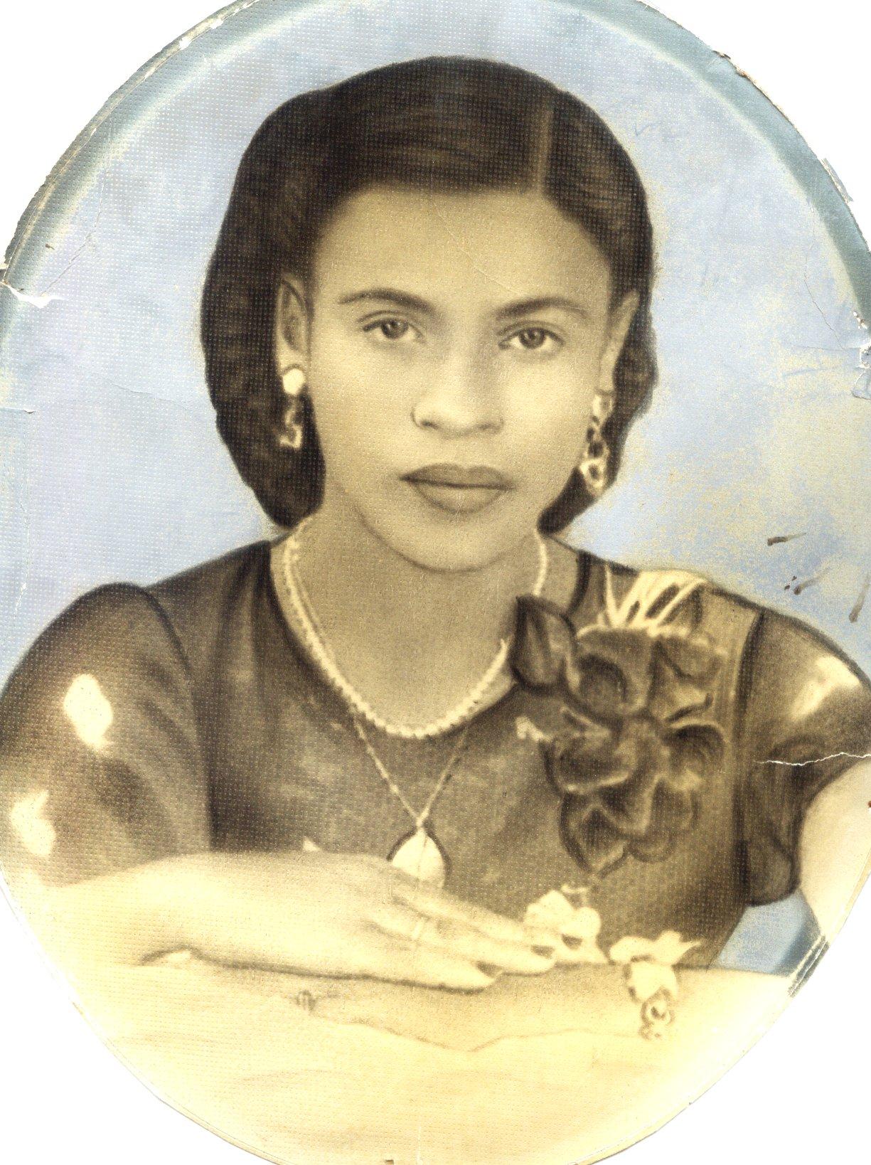 Helenice3 Crônica da Vida: A Minha Mãe Helenice