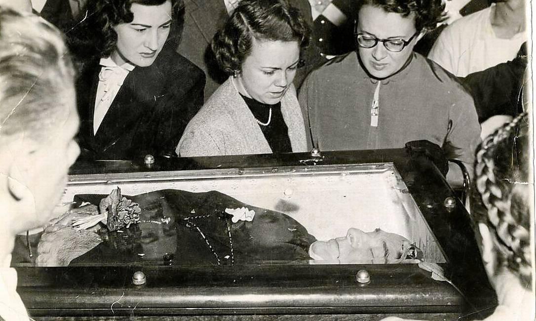 Funeral-Getulio-Vargas Quem Foi Getúlio Vargas?